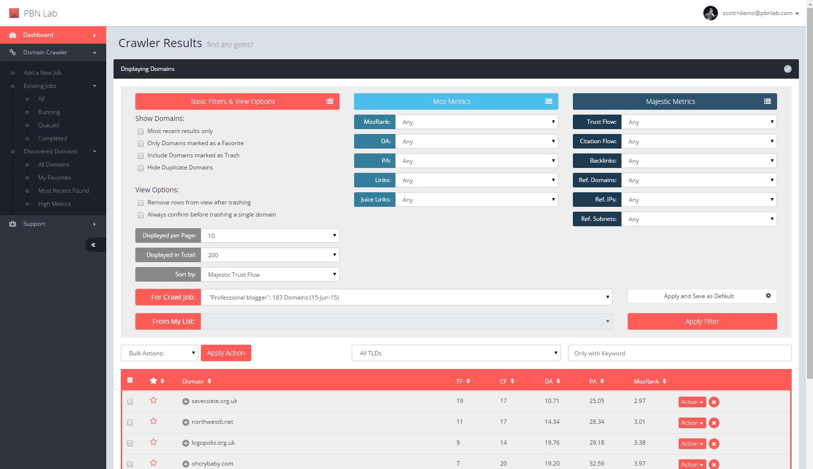 PBN-Lab-Expired-Domain-Crawler_4_Advanced-Filtering